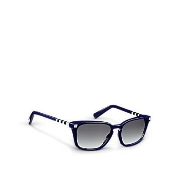 412aed74c72ef Louis Vuitton Accessories - Louis Vuitton Conviction Black Sunglasses
